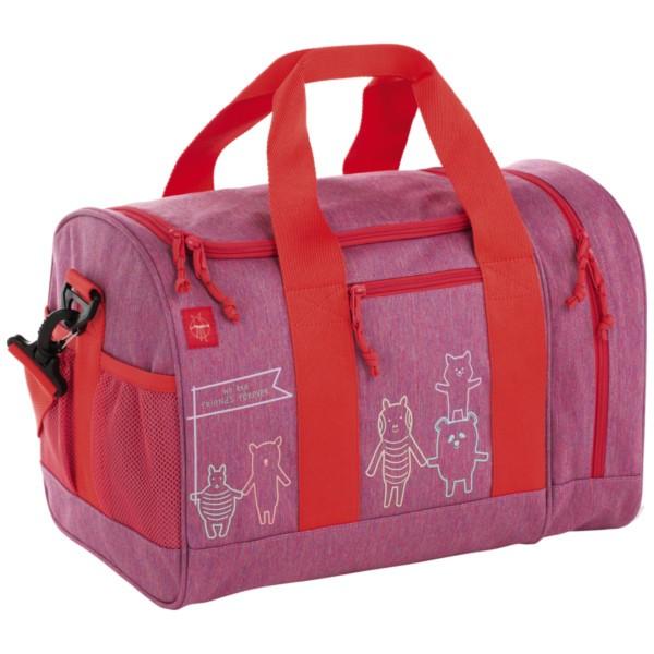 About friends mélange pink - Lässig 4Kids Mini Sportsbag