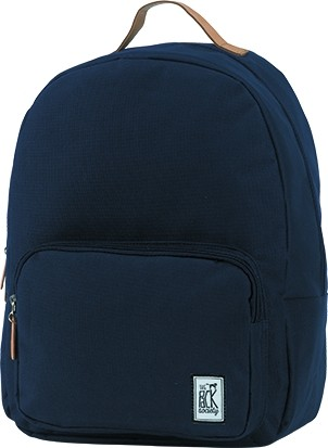 solid midnight blue - The Pack Society Backpack Classic