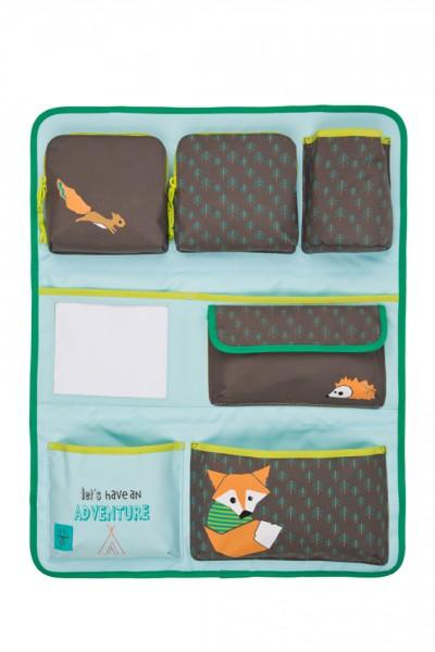 little tree fox - Lässig 4Kids Mini Car Wrap-to-Go