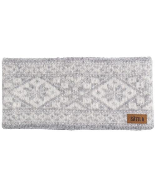 silver grey - Sätila Grace Headband