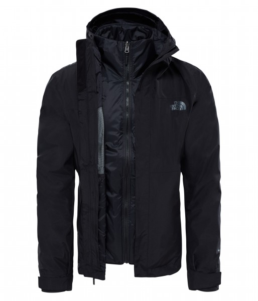tnf black - The North Face M Naslund Triclimate