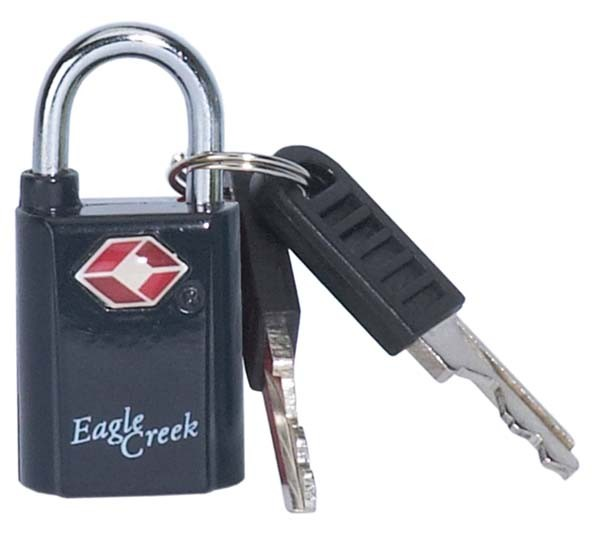 Eagle Creek TSA Mini Key Lock graphite