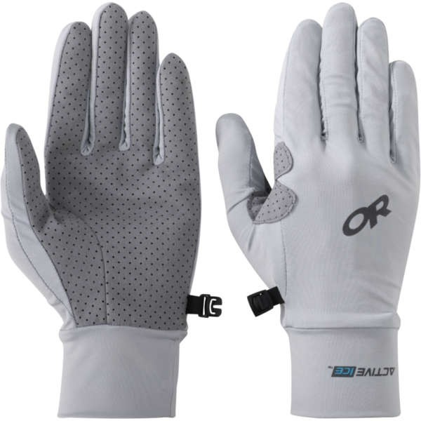 alloy - Outdoor Research ActiveIce Chroma Full Sun Gloves