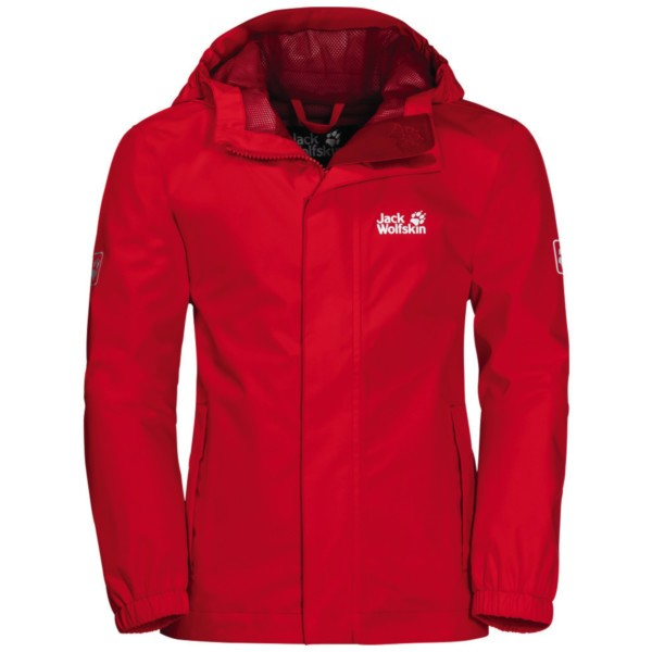 peak red - Jack Wolfskin Pine Creek Jacket