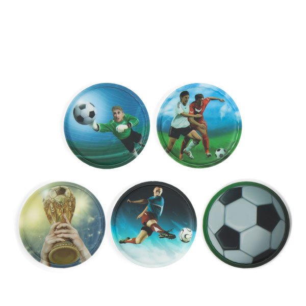 Fußball - ergobag Kletties-Set (5-tlg.)