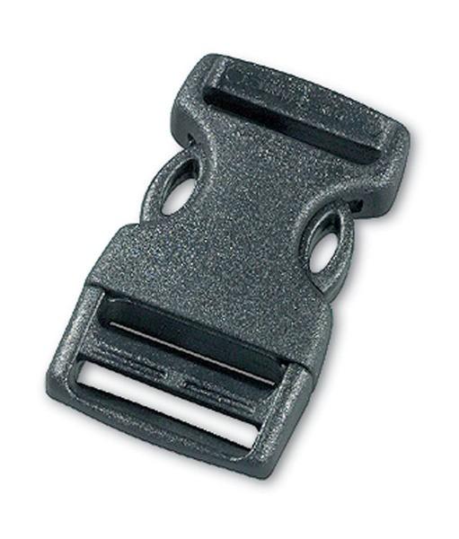 Tatonka SR-Buckle 20mm Paar black