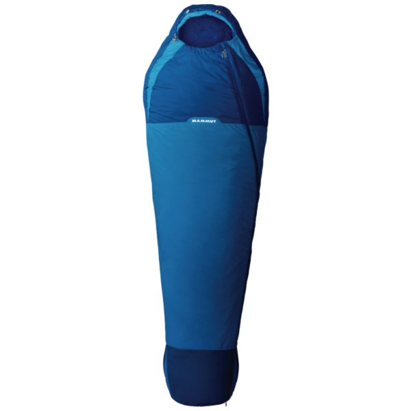 - Ajungilak Kompakt MTI Spring R 180 dark cyan/cobalt