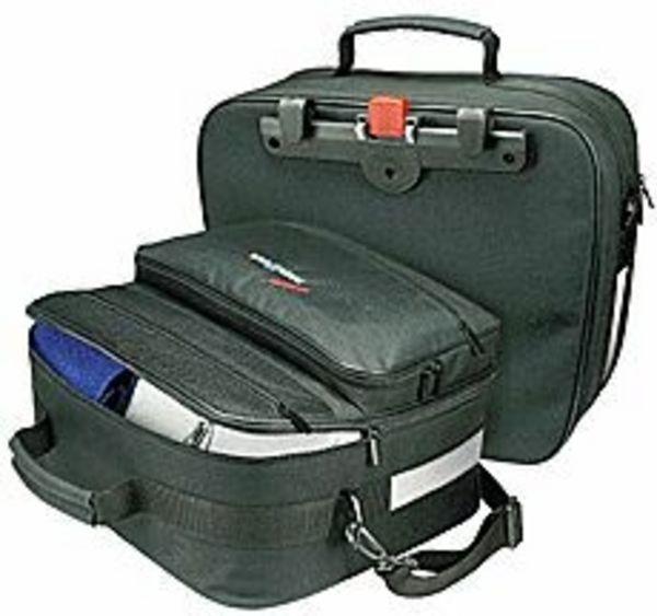 KLICKfix Travelbag Universal schwarz