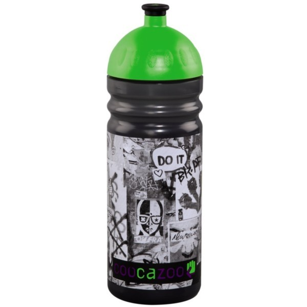 graffiti - Coocazoo JuicyLucy Trinkflasche 0,7 Liter