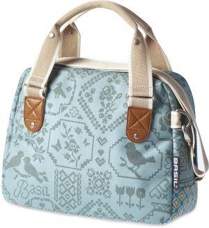 jade - Basil Boheme City Bag Lenkertasche