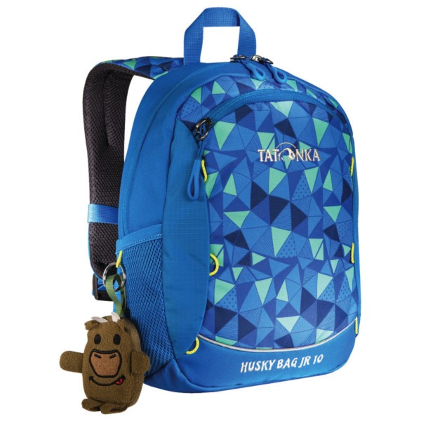 bright blue - Tatonka Husky Bag JR 10