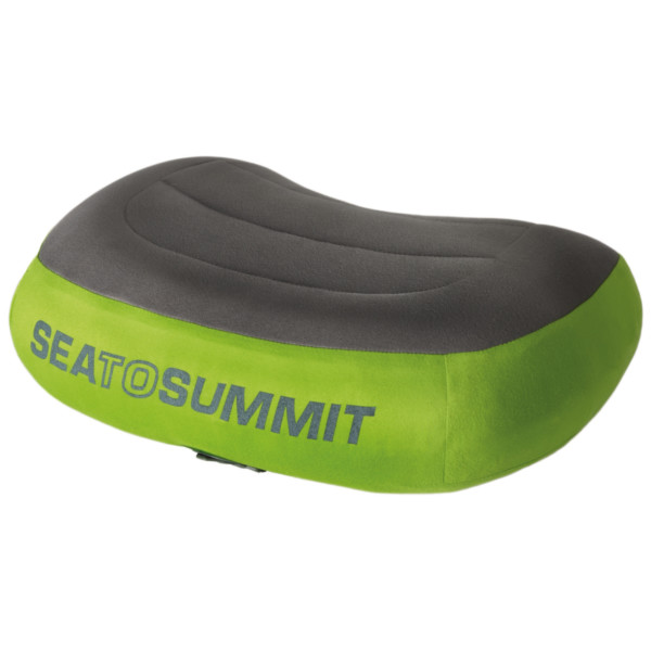 Sea to Summit Aeros Premium Pillow regular green/grey