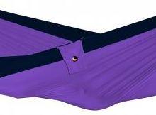 purple/navy - Ticket To The Moon Single Hammock