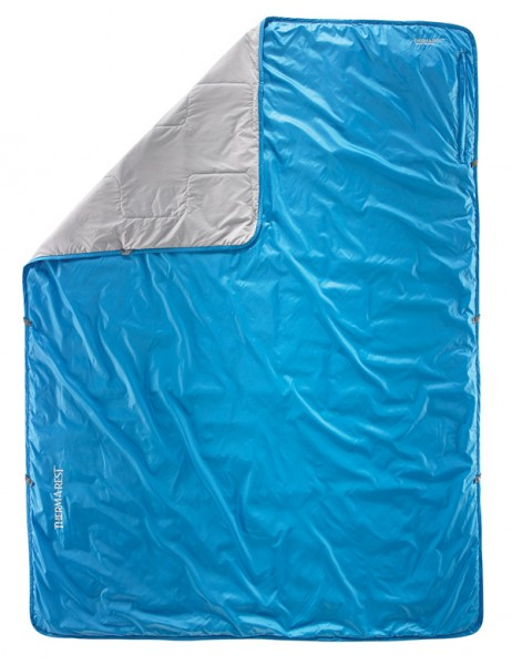 blue - Thermarest Argo Decke