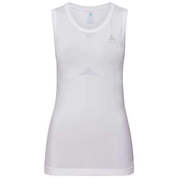 white - Odlo Women Performance Light SUW Top Crew Neck Singlet