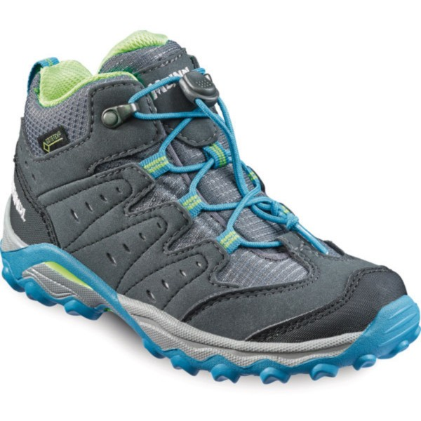 tuerkis/anthrazit - Meindl Tuam Junior GTX