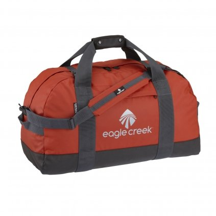 Eagle Creek No Matter What Flashpoint Duffel Small red clay
