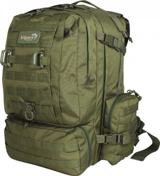 green - Viper Tactical Mission Pack
