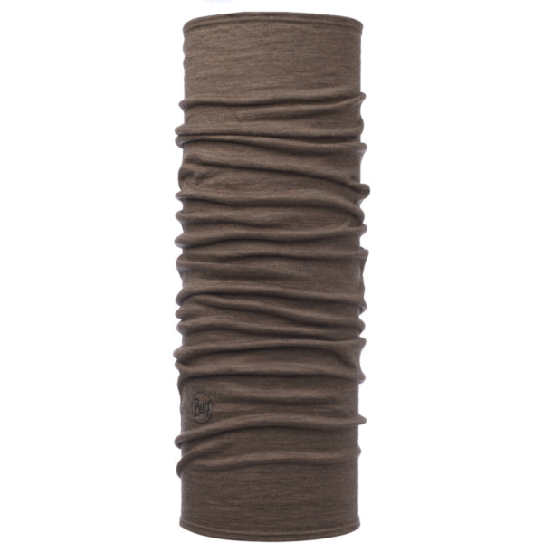 solid walnut brown - Buff Wool Buff
