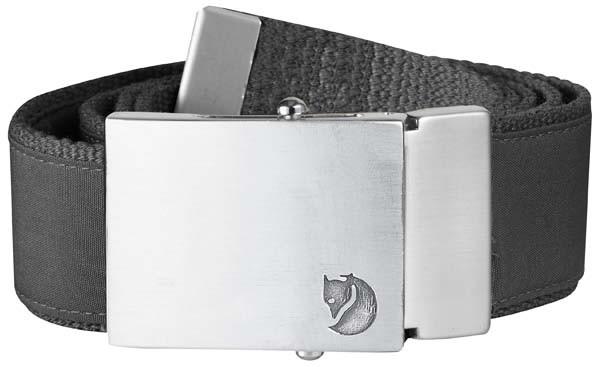 dark grey - Fjällräven Canvas Money Belt