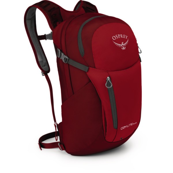 real red - Osprey Daylite Plus