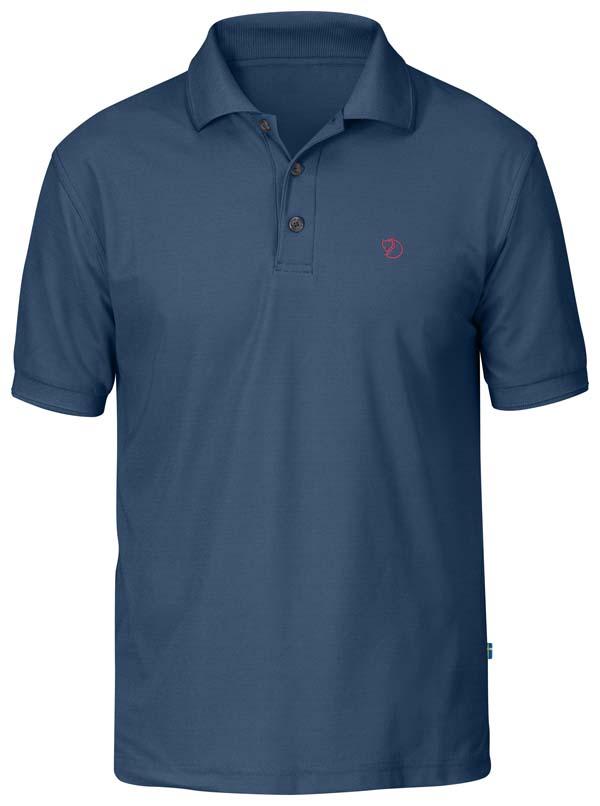 Fjällräven Crowley Piqué Shirt M uncle blue S