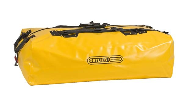 sonnengelb - Ortlieb Big-Zip Expeditionstasche