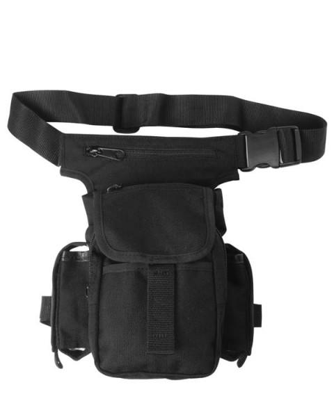 schwarz - Mil-Tec Multi Pack 1000D Nylon