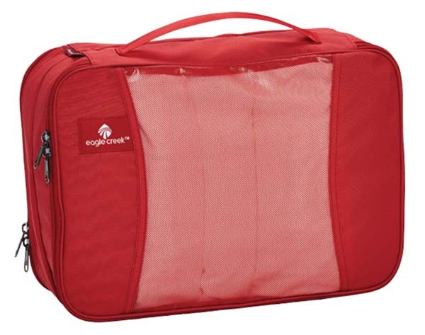 red fire - Eagle Creek Pack-It Original Clean Dirty Cube M