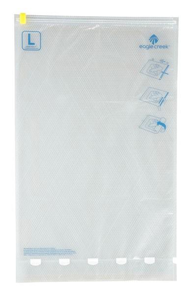 - Eagle Creek Pack-It Compression Sac Large clear/ brilliant blue