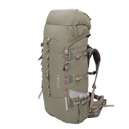 olive grey - Exped Expedition 80