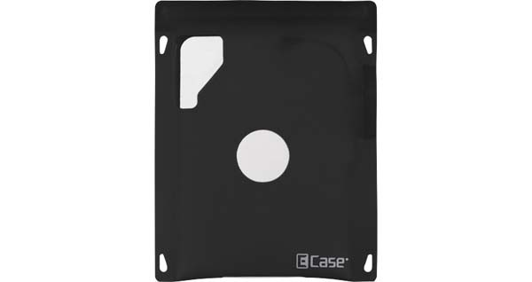 black - E-Case iSeries iPad mini mit Buchse