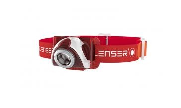 red - LED Lenser SEO5 Box