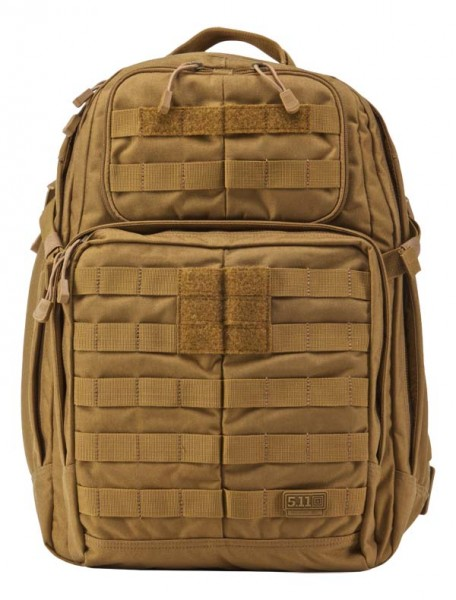 flat dark earth - 5.11 Tactical Rush 24 Backpack