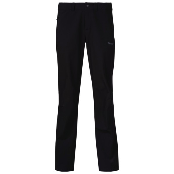 black - Bergans Ramberg Softshell Women Pants