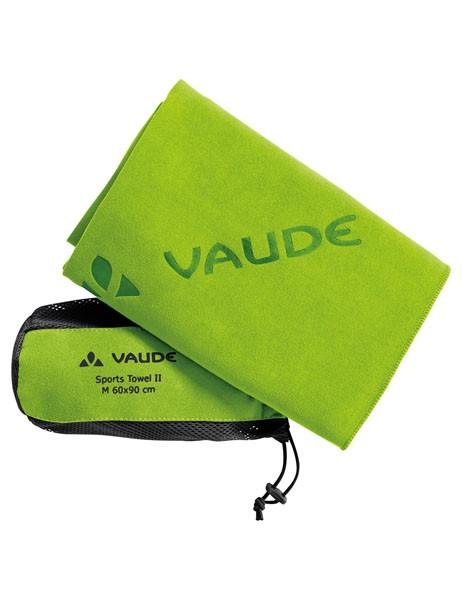 pistachio - Vaude Sports Towel II S