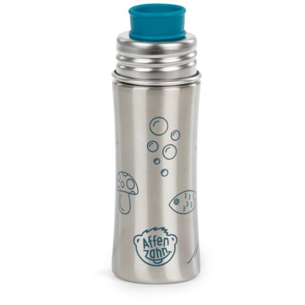 petrol - Affenzahn Trinkflasche