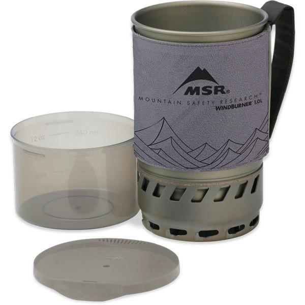 - MSR WindBurner Zusatztopf 1 Liter