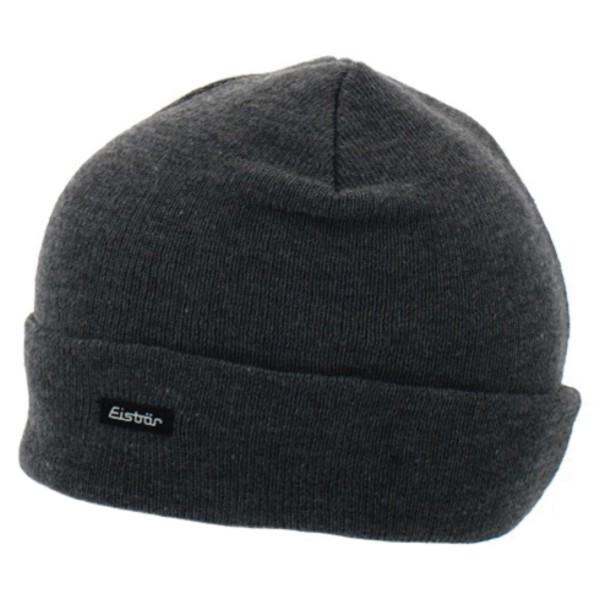 anthrazit - Eisbär Skater Mütze