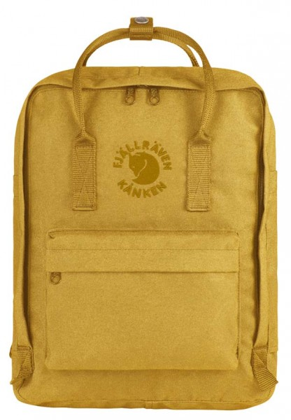 sunflower yellow - Fjällräven Re-Kanken