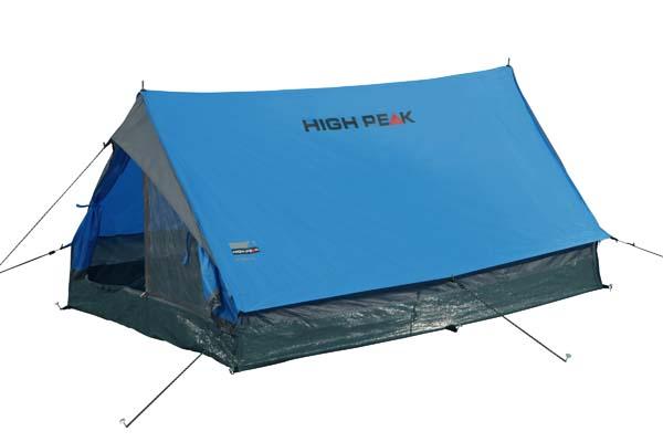 High Peak Minipack 2 blau/grau