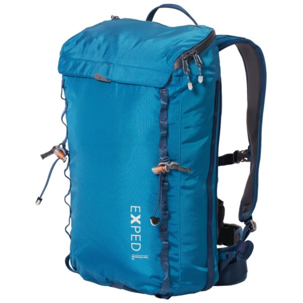 deep sea blue - Exped Mountain Pro 20