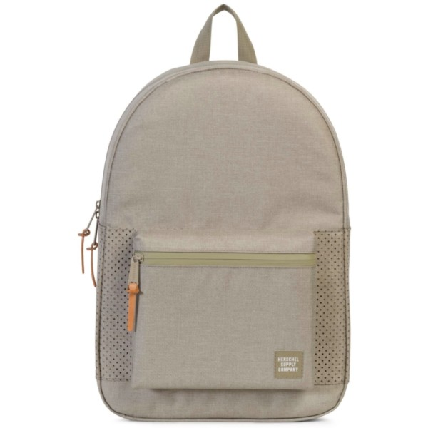 Herschel Settlement Backpack dark khaki crosshatch