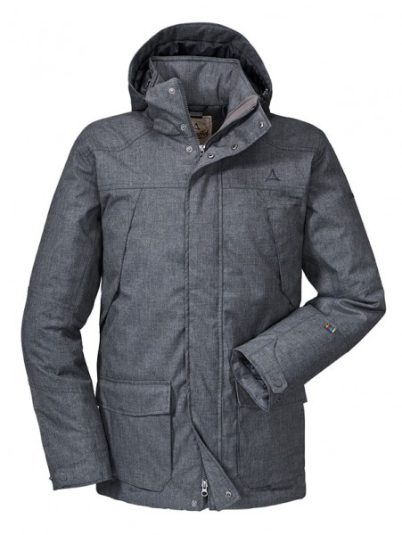 dot grey - Schöffel Insulated Jacket Opdal1