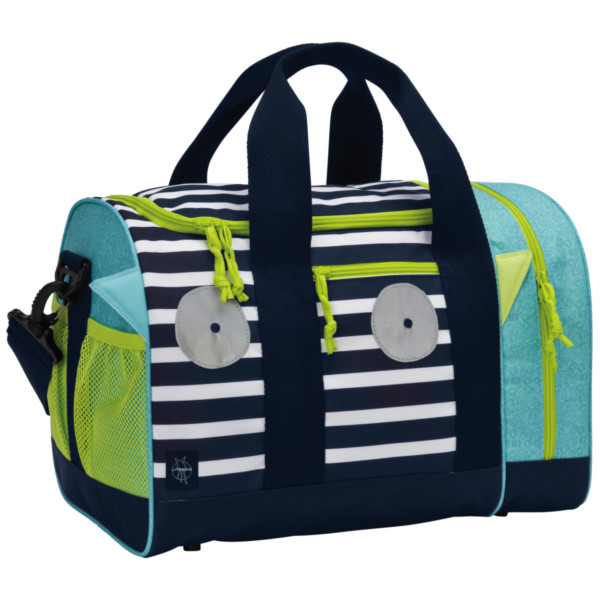 Lässig 4Kids Mini Sportsbag Little Monsters bouncing bob