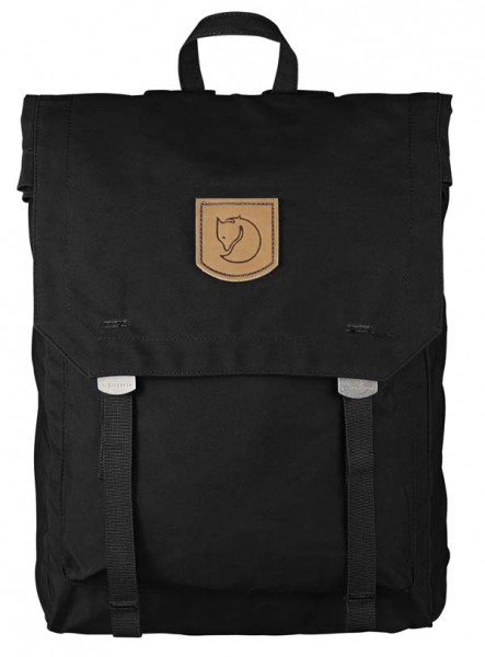 black - Fjällräven Foldsack No. 1