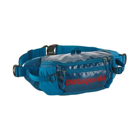 balkan blue - Patagonia Black Hole Waist Pack
