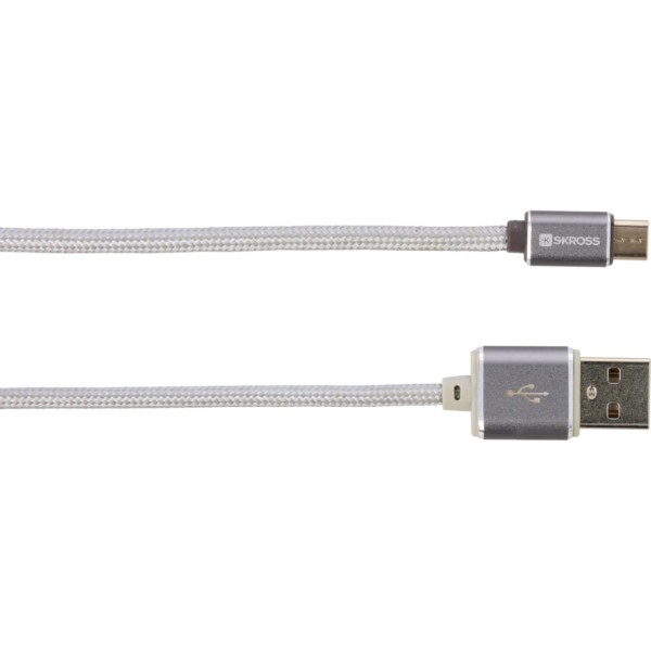 - Skross Kabel Chargen Sync USB - Micro USB