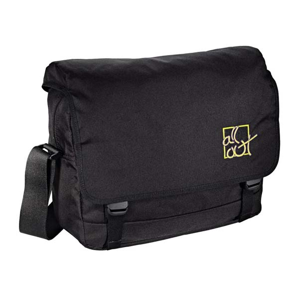 All Out Schultertasche Barnsley deep black