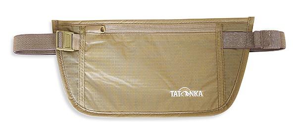 natural - Tatonka Skin Document Belt